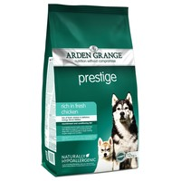 Arden Grange Prestige Adult Dog Dry Food (Chicken & Rice) 12kg big image