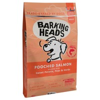Barking Heads Complete Adult Dry Dog Food (Pooched Salmon) big image