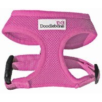 Doodlebone Soft Vest Harness (Pink) big image