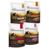 True Instinct High Meat Fillets Cat Food (Multipack) big image