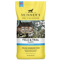 Skinners Field & Trial Puppy Working Dog Food (Chicken) big image
