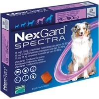 NexGard Spectra Chewable Tablets for Large Dogs big image