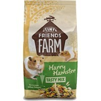 Supreme Tiny Friends Farm Harry Hamster Tasty Mix 700g big image
