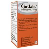 Cardalis 5mg/40mg Tablets big image