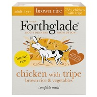 Forthglade Complete with Brown Rice Dog Food (Chicken/Tripe/Veg) 18 x 395g big image