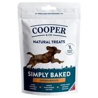 Cooper & Co Grain Free Chicken Biscuits 100g big image
