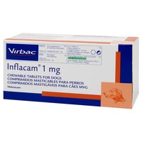 Inflacam 1mg Chewable Tablets for Dogs big image