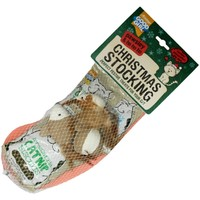 Pawsley & Ho Ho Ho Christmas Cat Stocking big image