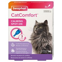 Beaphar CatComfort Calming Spot-On (3 Pipettes) big image