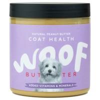 Woof Butter Natural Peanut Butter (Coat Health) 250g big image