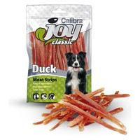 Calibra Joy Duck Stripes Treats for Dogs 80g big image