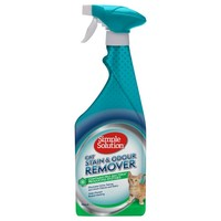 Simple Solution Stain and Odour Remover for Cats big image