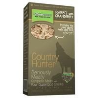 Natures Menu Country Hunter Superfood Crunch 700g (Rabbit with Cranberry) big image