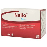 Nelio 5mg Tablets for Cats big image