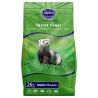 Alpha Ferret Feast Premium Food big image
