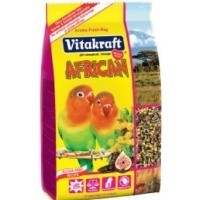 Vitakraft African Parrot Food - Small Breed 750g big image