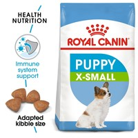 Royal Canin X-Small Puppy Dry Dog Food 1.5kg big image
