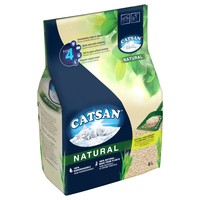 Catsan Natural Biodegradable Clumping Litter 20 Litre big image