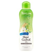 TropiClean Shed Control Pet Conditioner (Lime & Cocoa Butter) 592ml big image