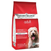 Arden Grange Adult Dog Dry Food (Chicken & Rice) big image