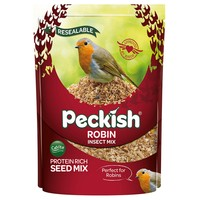 Peckish Robin Insect Seed Mix 1kg big image