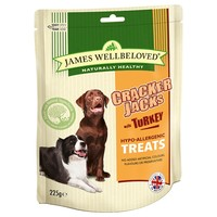 James Wellbeloved Crackerjacks 225g (Turkey) big image