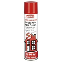 Beaphar Extra Long-Lasting Household Flea Spray 300ml big image