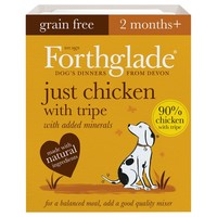 Forthglade Just Chicken with Tripe Grain Free Dog Food big image