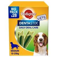 Pedigree Dentastix Fresh Daily Dental Chews (Medium Dog) big image