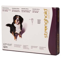 Stronghold 360mg Spot-On Solution for Extra Large Dogs big image
