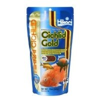 Hikari Cichlid Gold Sinking Mini Pellets 342g big image