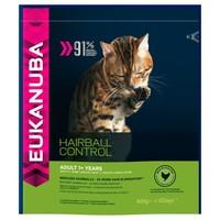 Eukanuba Cat Adult Hairball Control For Indoor Cats 400g big image