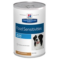 Hills Prescription Diet DD Tins for Dogs (Lamb) big image