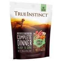 True Instinct Freeze Dried Complete Dinner Dog Food (Lamb & Turkey) 120g big image