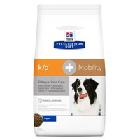 Hills Prescription Diet KD Plus Mobility Dry Food for Dogs big image