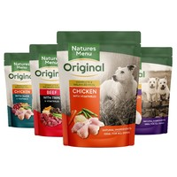 Natures Menu Original Adult Dog Food Pouches (Multipack) big image