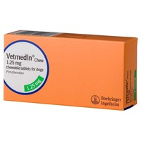 Vetmedin 1.25mg Flavoured Tablet for Dogs big image