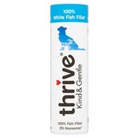 Thrive 100% Kind and Gentle Dog Treats (White Fish) 15g big image