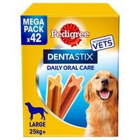 Pedigree Dentastix Daily Dental Chews (Large Dog) big image