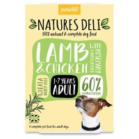 Natures Deli Adult Wet Dog Food Trays (Lamb & Chicken) big image