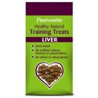 Feelwells Healthy Natural Liver Flavoured Training Treats big image