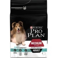 Purina Pro Plan OptiDigest Sensitive Digestion Adult Dog Food (Chicken) 3kg big image