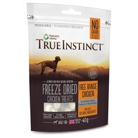 True Instinct Freeze Dried Dog Treats (Free Range Chicken) 40g big image