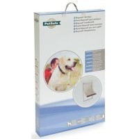 Staywell Petsafe Aluminium Extra Large Pet Door 660 big image