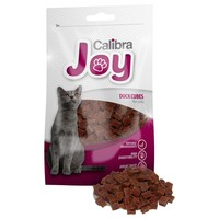 Calibra Joy Duck Cubes Treats for Cats 70g big image