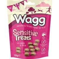 Wagg Sensitive Treats for Dogs 125g big image