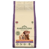 Harringtons Complete Dry Food for Senior Dogs (Chicken with Rice) 2kg big image