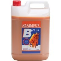 Haemavite B Plus Liquid Supplement for Horses 1 Litre big image