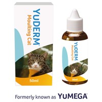 Lintbells YuDERM Moulting Cat 50ml big image