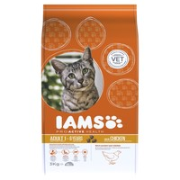 Iams ProActive Health Adult Cat Food (Roast Chicken) big image